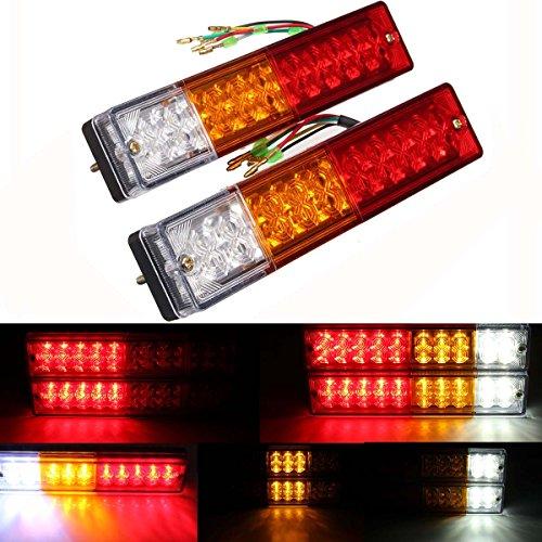 Blazer B99SW Square Stop/Tail/Turn Light – Universal Heavy