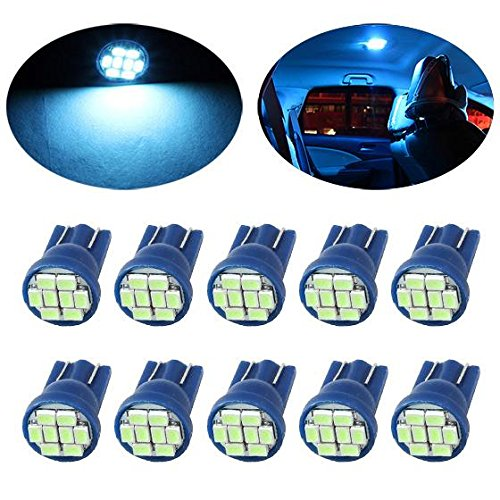 partsam 6pcs ice blue 41mm 42mm festoon 4 5050 smd led light interior dome map trunk cargo. Black Bedroom Furniture Sets. Home Design Ideas