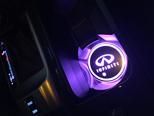 Kaizen 2 Pcs OEM Fit Super Bright LED Laser Ghost Shadow