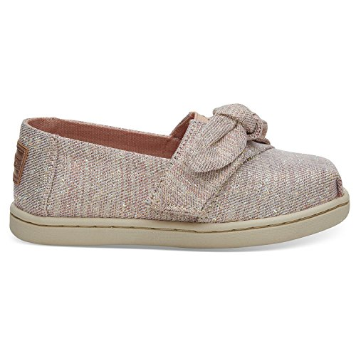 f0e3b7d7f4878 TOMS Kids Girl's Alpargata Little Kid/Big Kid Drizzle Grey ...