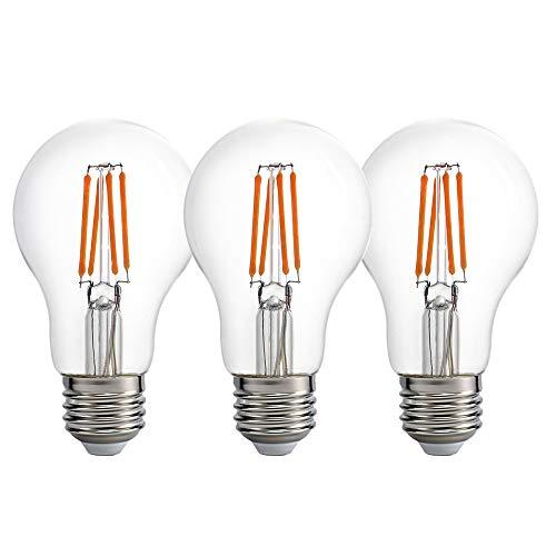 Dusk To Dawn Light Sensor Bulb  A19 12w Led Light Sensor