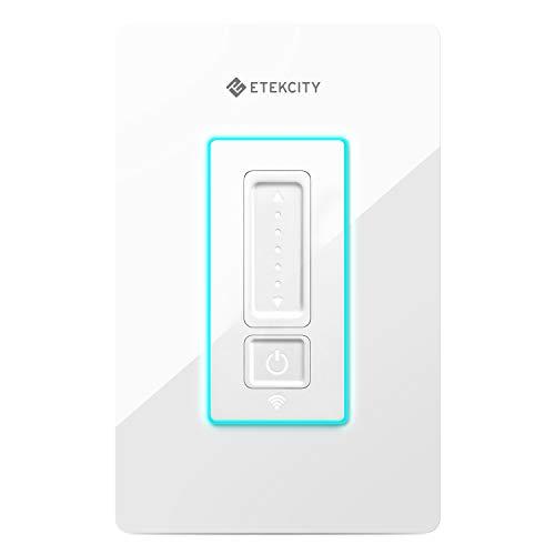 Etekcity Smart Light Bulb  Wifi Dimmable Soft White Led